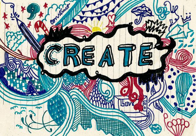 ROZWIJAJ SIĘ. Bądź kreatywny.
