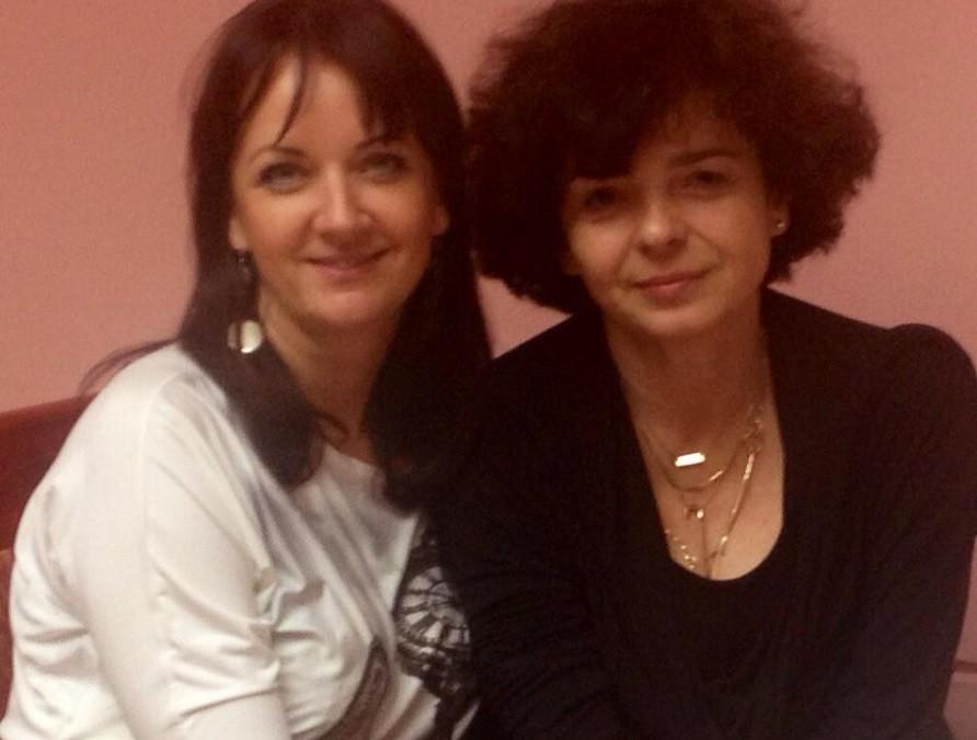 Zazdroszczę sobie – wywiad z Katarzyna Grocholą