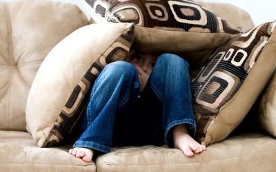 Strach ma wielkie oczy. Czego boją się dzieci?
